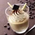 Mousse de café glacé