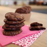 Brownie-Cookie monstrueux