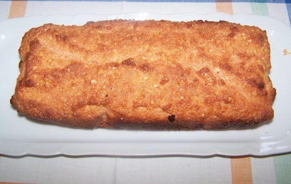 Cake au biscuit rose de Reims