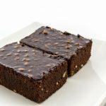Pudding au chocolat-noisettes
