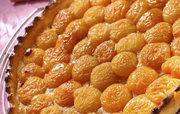 Tarte aux abricots à la brousse