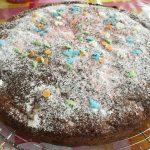 Gâteau délice poire chocolat