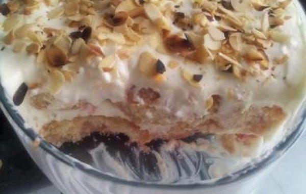 Gâteau crémeux aux fruits de saison