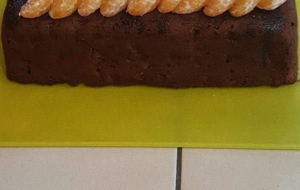 Gâteau de Noël périgourdin