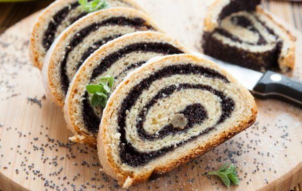 Gâteau roulé au pavot (Makotch)