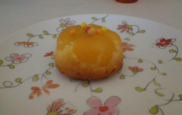 Gâteau aux abricots de Véro