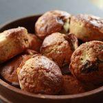 Muffins pépites de chocolat – noisettes