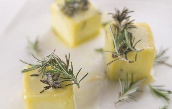 Sorbet à l'huile d'olive