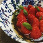 Minestrone de fraises