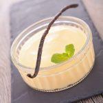 Crème à la vanille et à l'anis