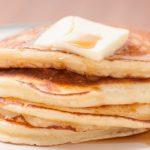 Pancakes légers aux céréales