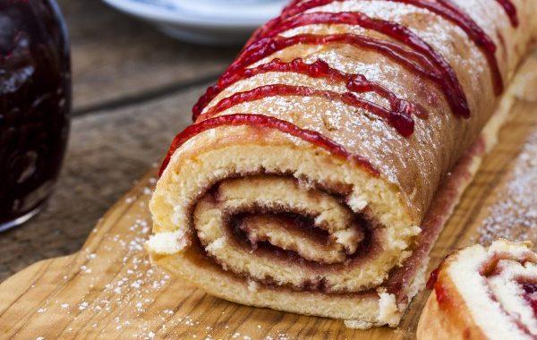 Gâteau roulé vite… préparé!