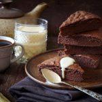Gâteau au chocolat bien gonflé