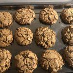 Cookies à la châtaigne