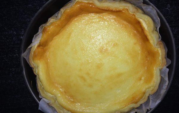Tarte au fromage blanc (délicieuse et facile)
