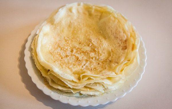 Mes crêpes bretonnes au beurre salé
