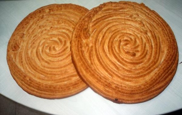 Macaroné du Poitou