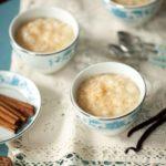 Délice de riz au lait