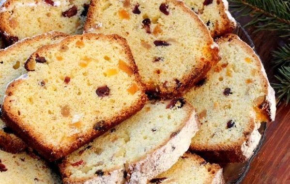 Cake au thé earl grey