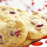 Cookies fraise – chocolat blanc