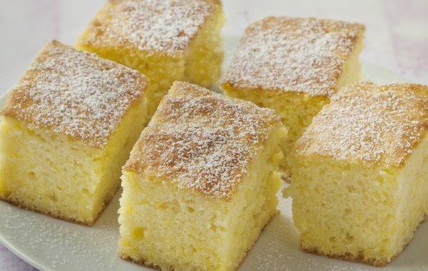 Gâteau sucré à la courgette facile