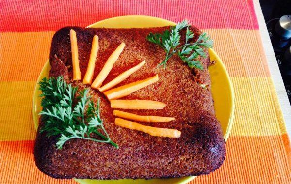 Gâteau aux carottes de Marine