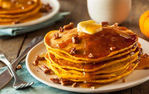 Pancakes aux noisettes