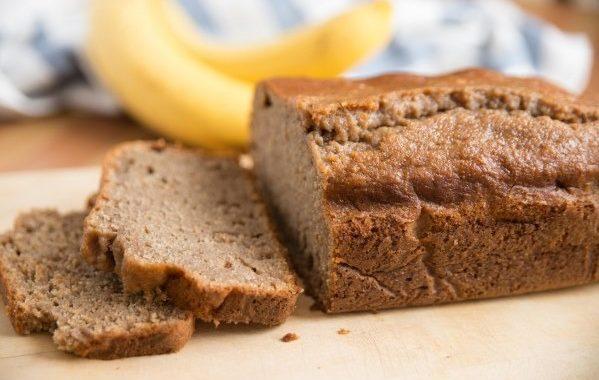 Gâteau express à la banane