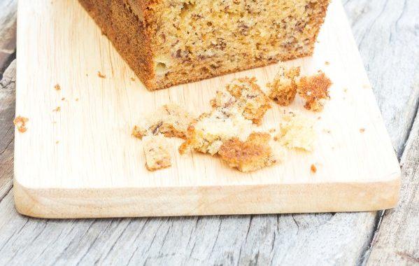 Gâteau aux noisettes simple