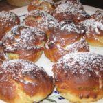 Beignets sans huile à la machine à pain