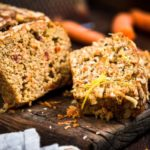 Carrot cake (sans gluten et sans lait)