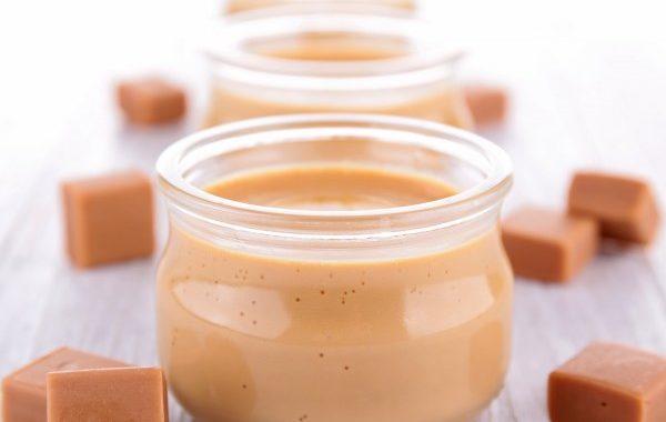 Mousse au caramel au beurre salé