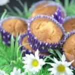 Mini cakes aux quetsches