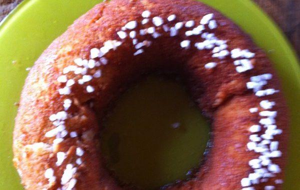 Cornbread ou gâteau de maïs