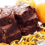 Brownies Chocolat-Orange