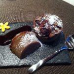 Gâteau moelleux au chocolat et à la cerise