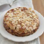 Gâteau aux amandes (sans blé, sans lait, sans soja, sans gluten)