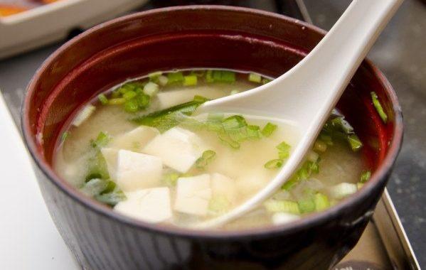 Soupe Miso traditionnelle