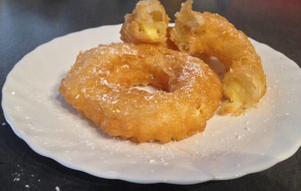 Cronut facile (croissant + donut)