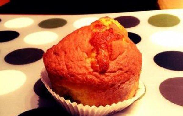 Muffins aux poires et chocolat aromatisés à la vanille