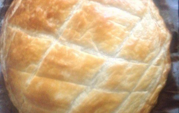 Galette des rois crème d'amande-spéculoos