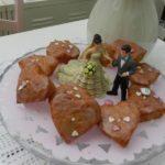 M&G's wedding cupcakes