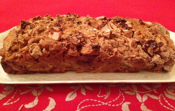 Gâteau aux 10 desserts de Noël