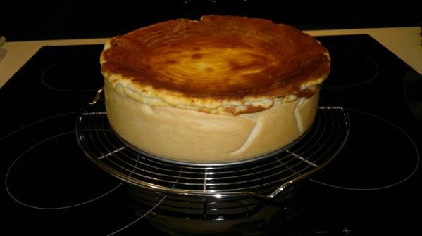 Gâteau au fromage blanc de la duchesse