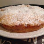 Gâteau aux abricots et aux pommes