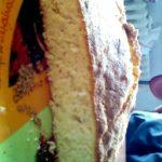 Biscuit à l'amande amère