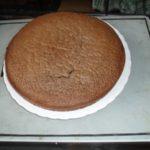 Gâteau aux cacao en poudre