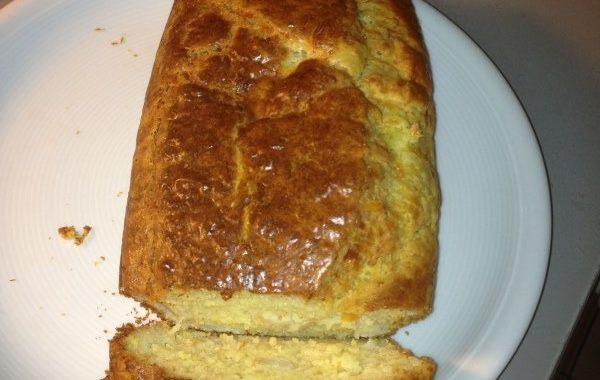 Cake aux bâtonnets de surimi