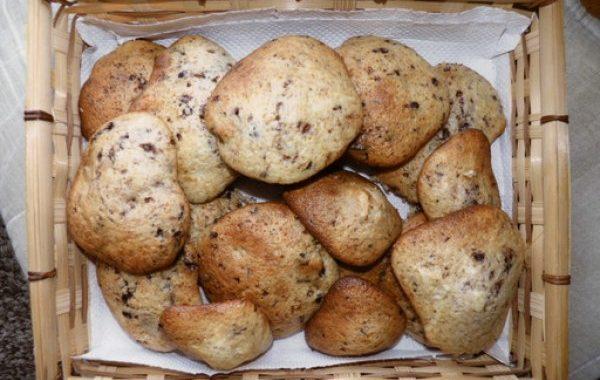 Cookies coco miel