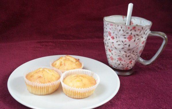 Muffin orange pamplemousse